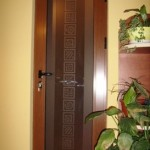 interior door glass panel